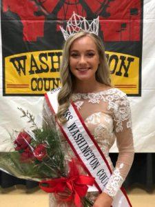 Miss Washington County Fair 2018